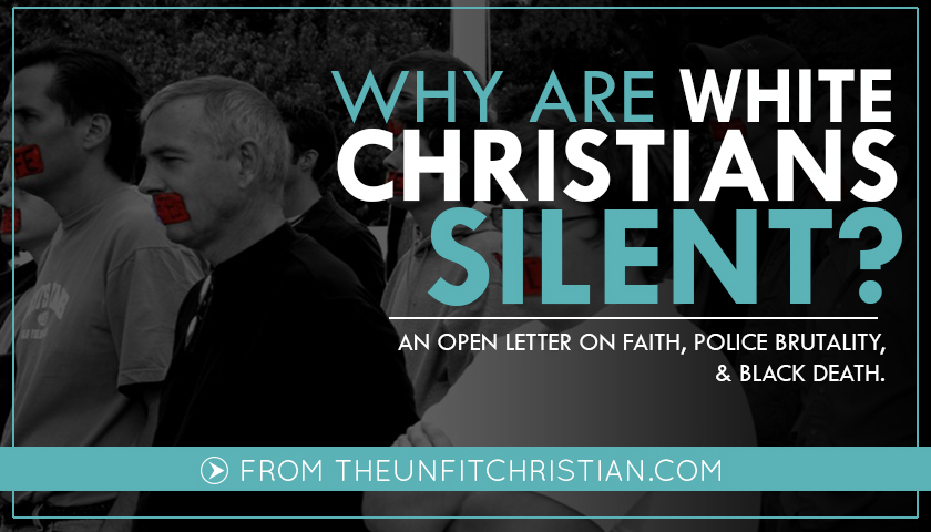 Even Jesus Flipped the Tables, So Why Are White Christians Silent?