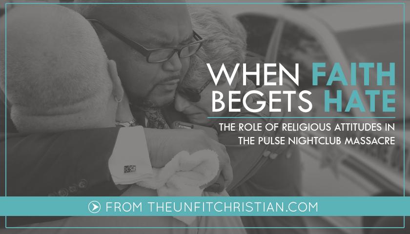 When Faith Begets Hate: Religious Attitudes