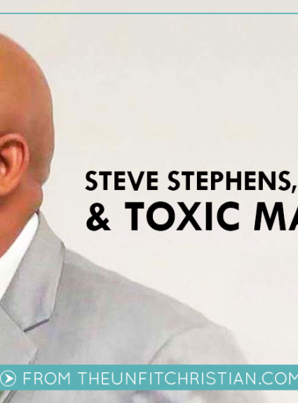Don't Blame Mental Illness for Steve Stephens, Blame Toxic Masculinity.
