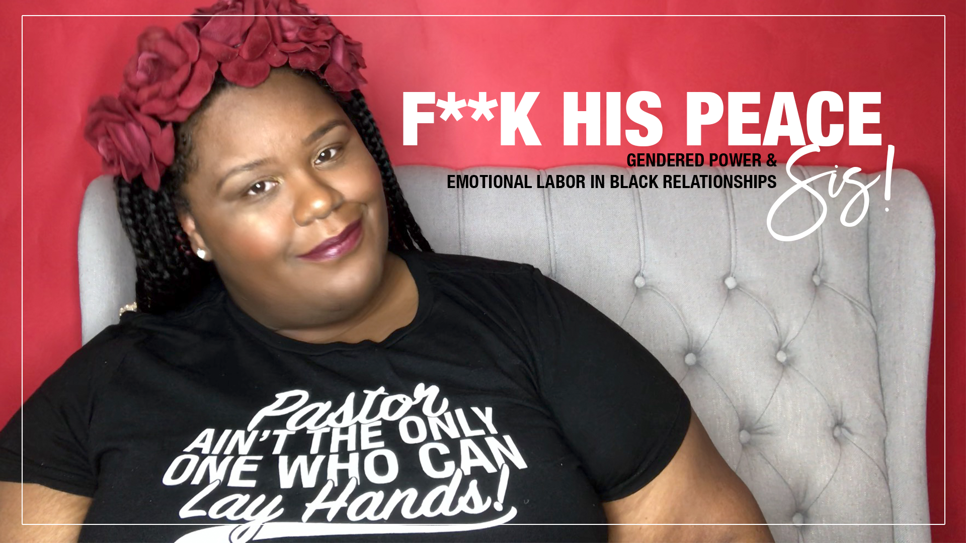 #UnfitChristian | F**k His Peace, Sis.