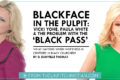 When Blackface Enters the Pulpit: Vicki Yohe, Paula White, & the Problem with the 'Black Pass'